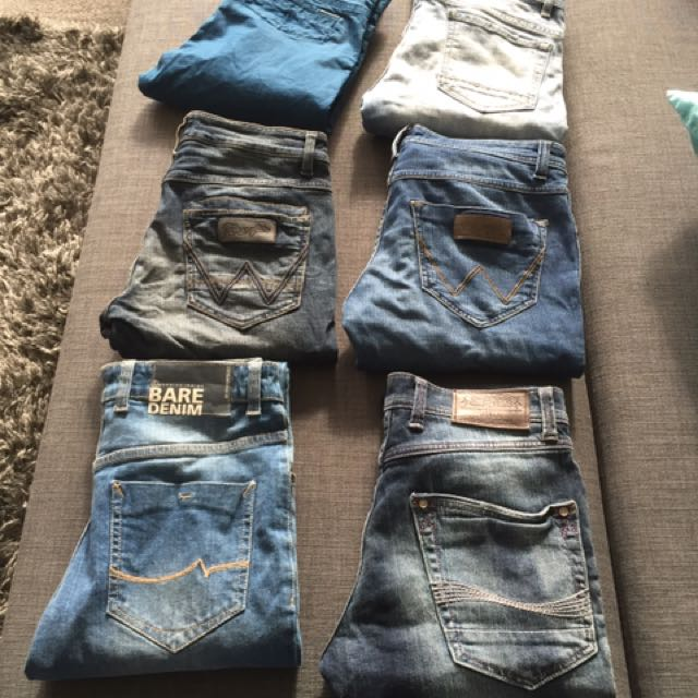 Set Of Jeans Or Individual