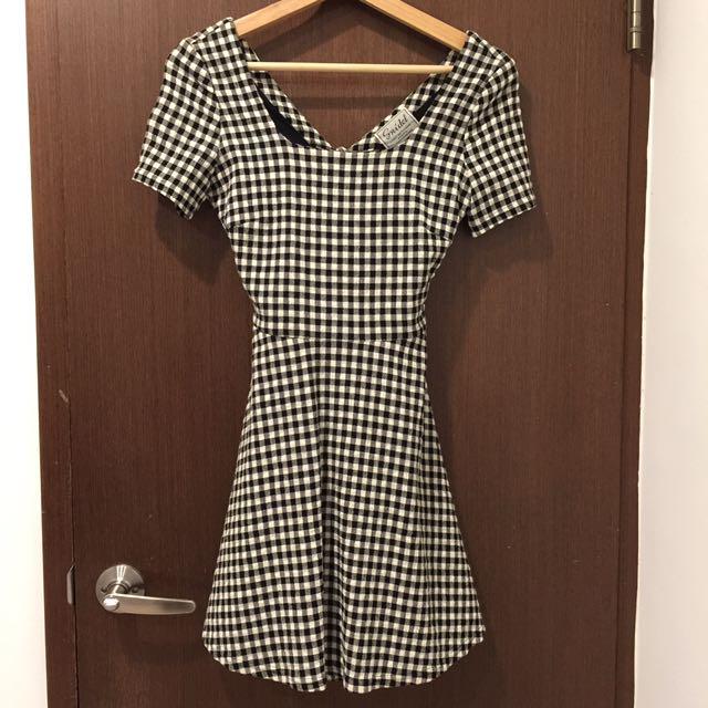 snidel 格子洋裝