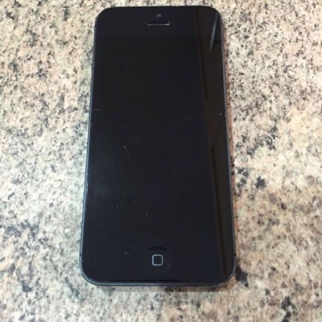 Space Grey iPhone 5 *Price Drop*