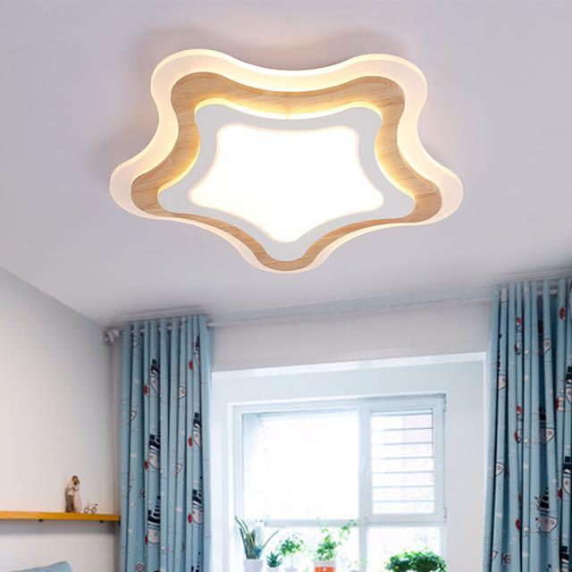 Starfish ceiling light kids room bedroom lights mediterranean photo photo photo photo photo aloadofball Images