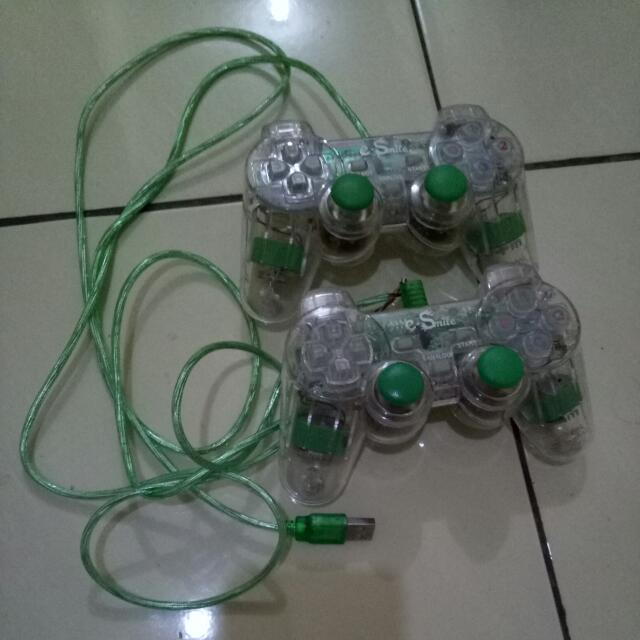 Stick Game Komputer (Lampu)
