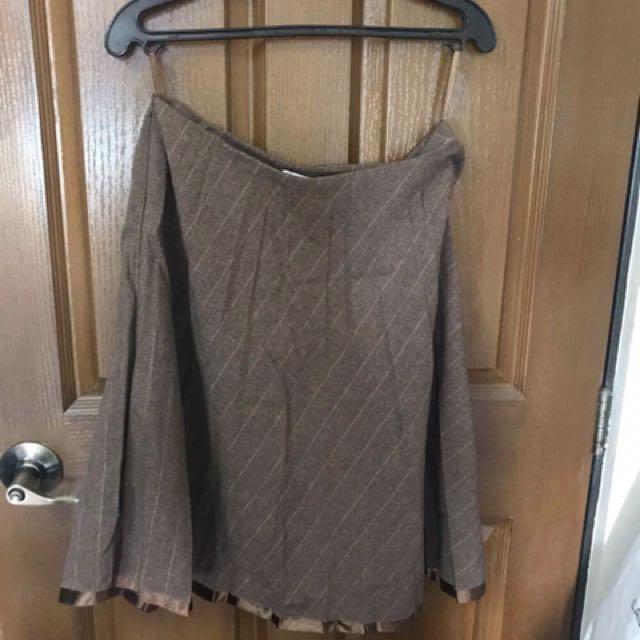 Tango Pleated Skirt