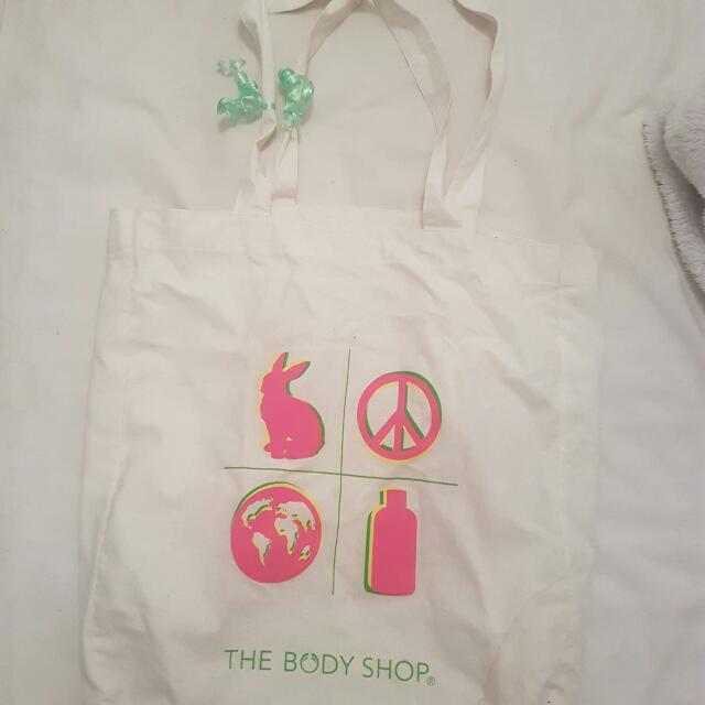 The Body Shop Tote
