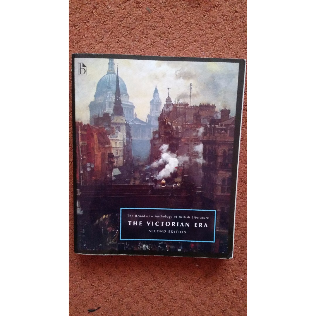 The Broadview Anthropology of British Literature- The Victorian Era