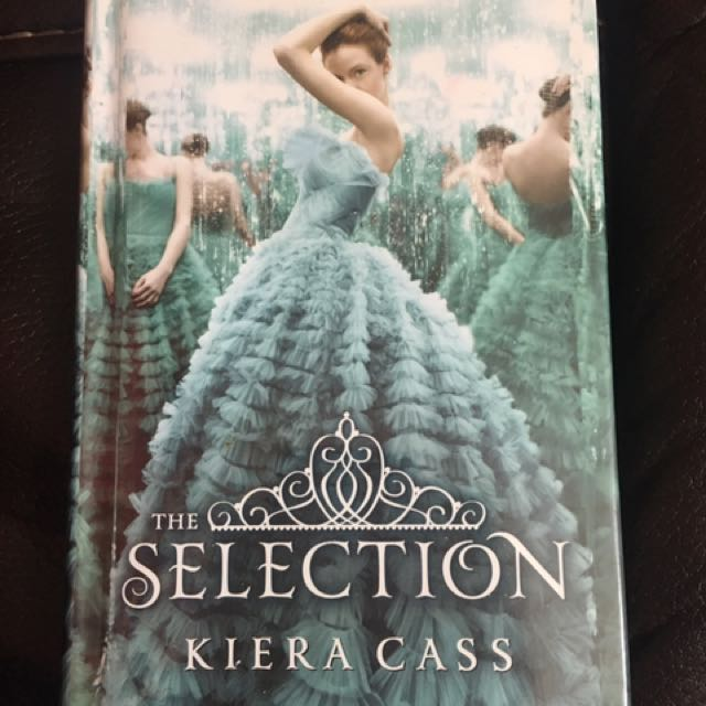 The Selection Book (Hardbound)