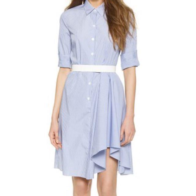 Theory Dress, Shirtdress, size 6