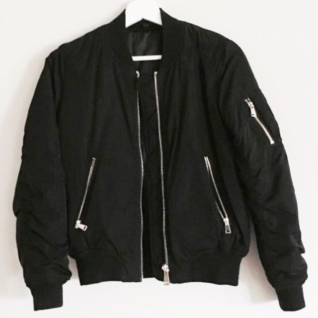 Topshop bomber jacket Us 4