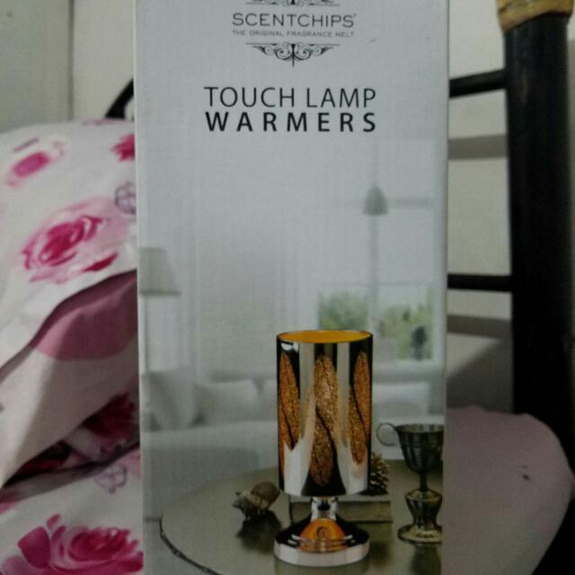 Touch Lamp Scent Burner