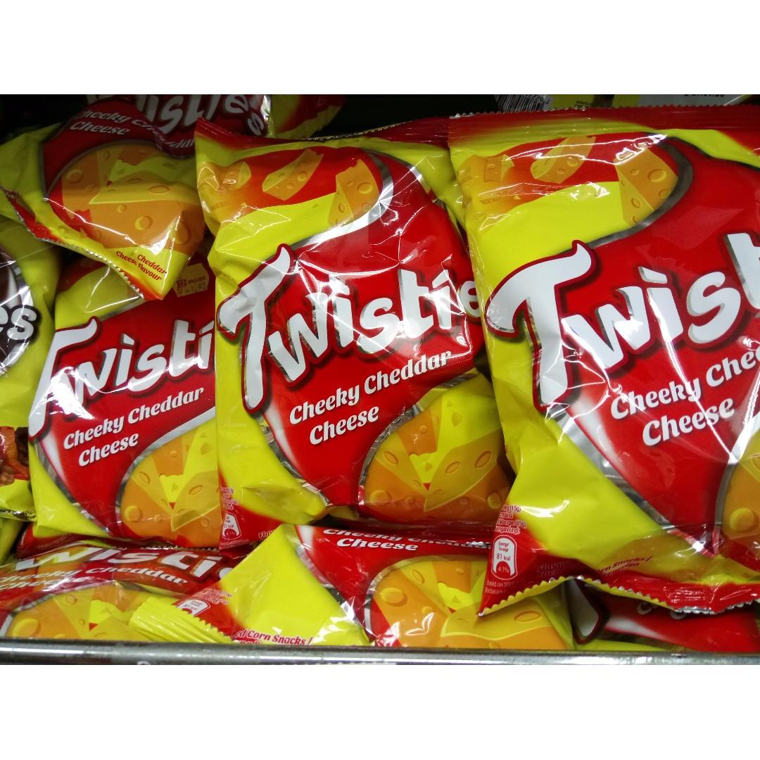 Twistie零食條 (2種口味)