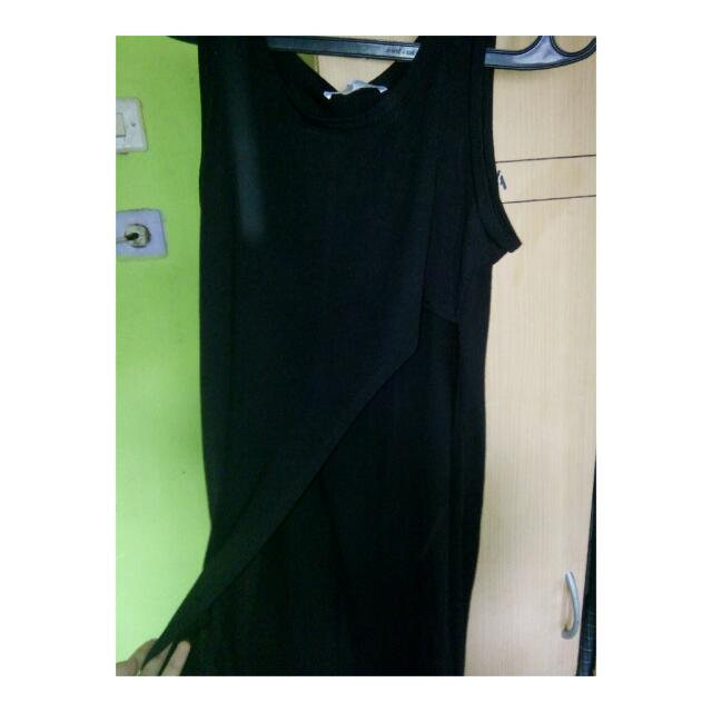unsimetris dress