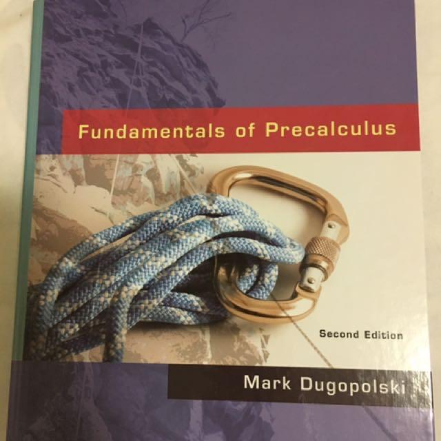 Uvic Math 120 / Camosun Math 107 Textbook