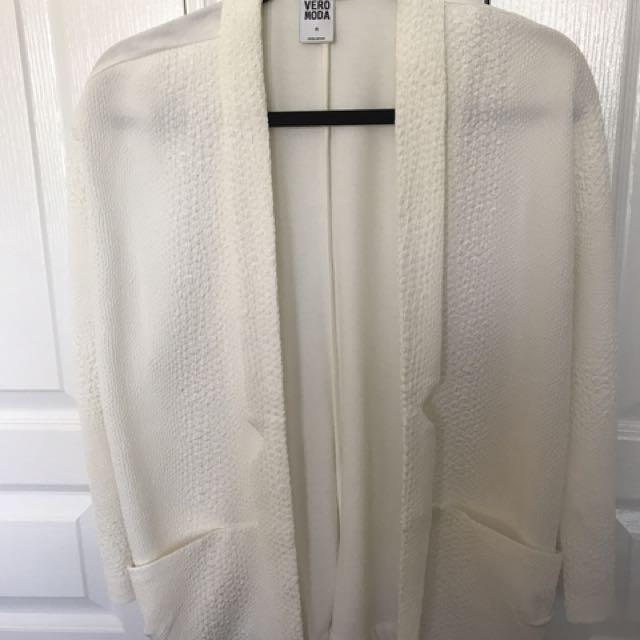 Vera Moda White Blazer