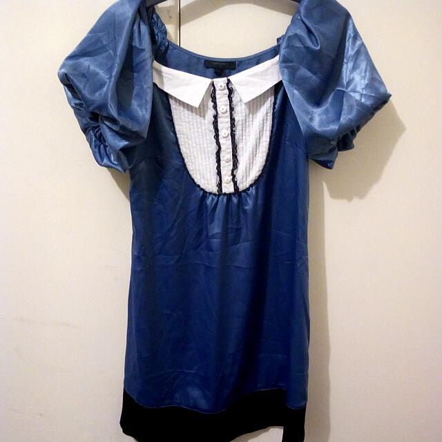 Vero Moda Blue dress