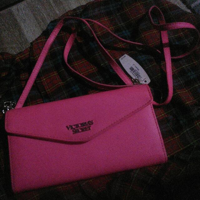 Victoria Secret Sling Wallet Bag