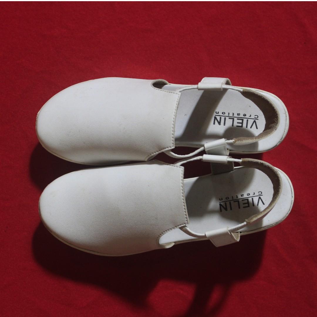 VIELIN Creation - White Wedges
