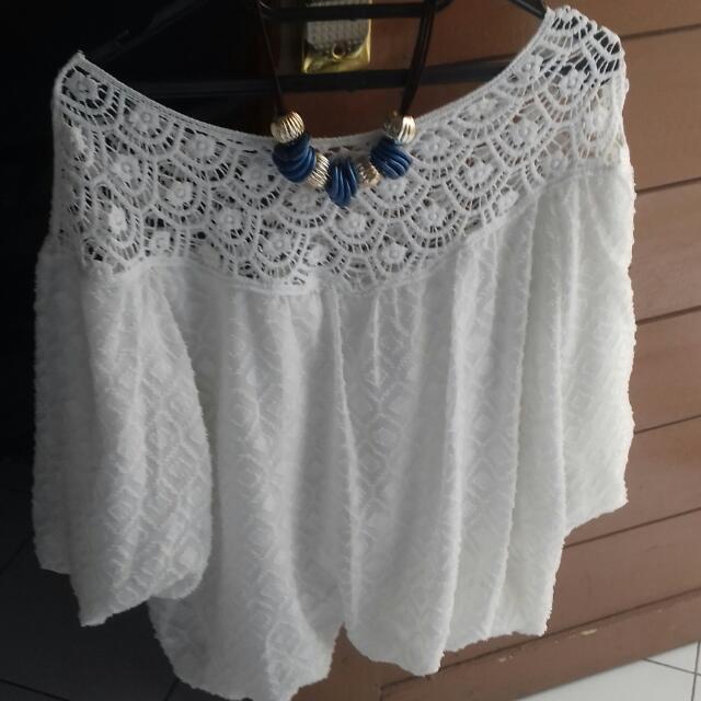 White Sabrina Import