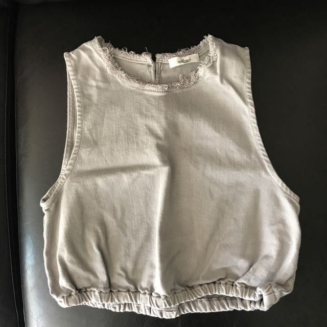 Wilfred Cropped Shirt