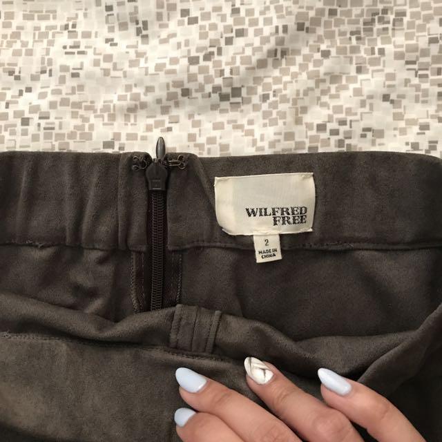 Wilfred Free/Aritzia Lis Skirt