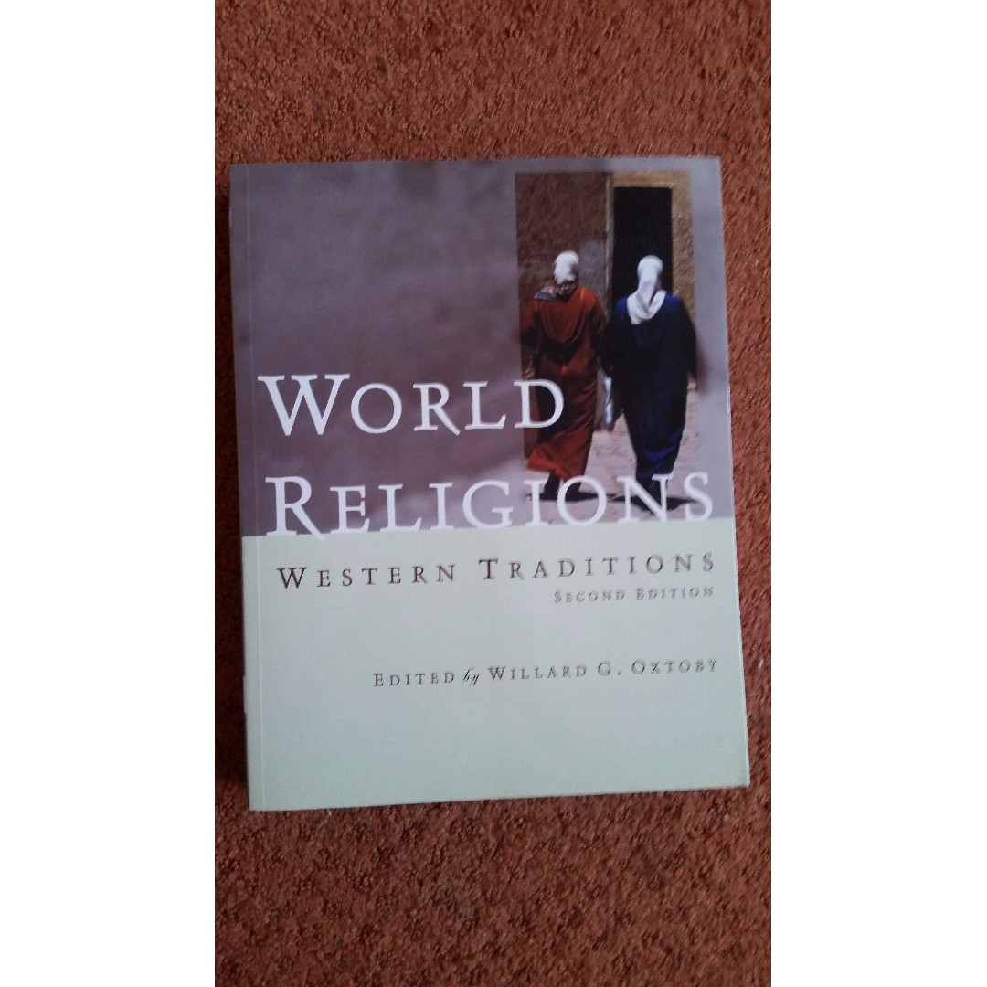 World Religions- Western Traditions
