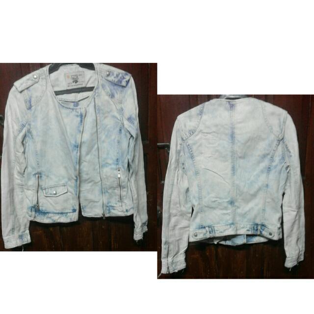 Zara Denim Jacket