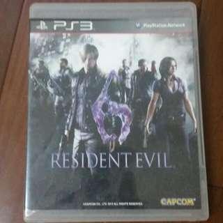 🚚 PS3 惡靈古堡