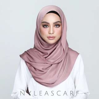 Nyleascarf In Rose Taupe