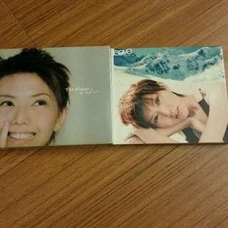 華語女歌手 二手CD