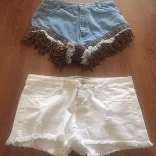 Women's small Shorts