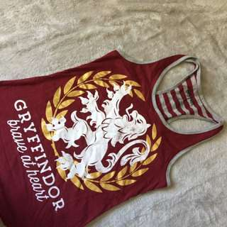 Harry Potter Gryffindor Tank Top