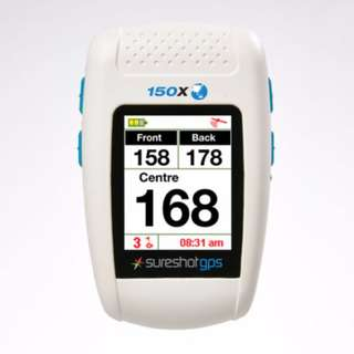 Immaculate Sureshot Hero 150X Golf GPS (Latest Model) with Lifetime Membership