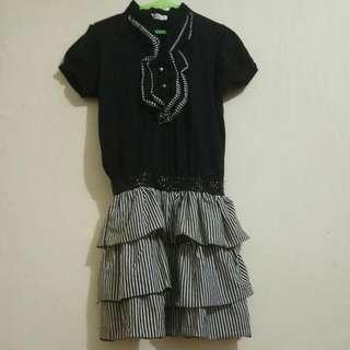 Mini Dress Olv