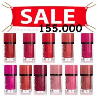 Bourjois Rouge Edition Velvet Original Lip Matte Lipstick
