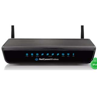 NETCOMM N300 NF12 WIFI GIGABIT ROUTER WAN+LAN WITH VOICE