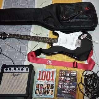 Rj Basic Electric Guitar
