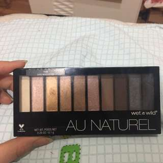 Wet N Wild Au Natural Eyeshadow