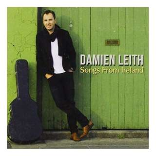 DAMIEN LEITH - Songs From Ireland *NEW* CD (Inc. Raglan Road, Danny Boy & more)