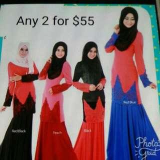 Muslimah Dresses