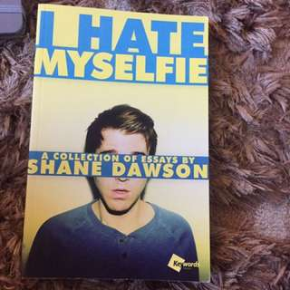 Shane Dawson's Book ( I Hate My Selfie)