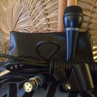 Optimus Omnidirectional Dynamic Microphone