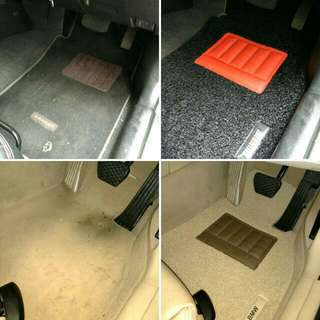 Car mats . 1870 reviews. Self collect at 36 locations islandwide for self installation. Absolutely convenient and safe. Meet ups also available for installation only in Tampines Please read our descriptions below before purchase.
