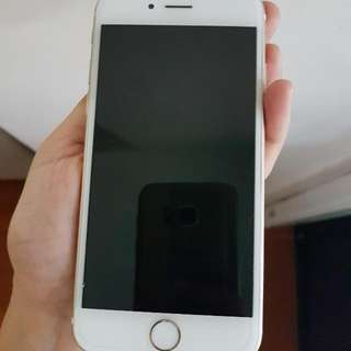 Iphone 6 Gold 16gb - Model A1586