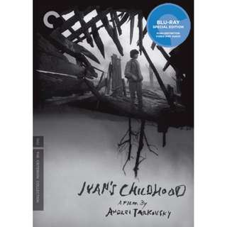 Ivan's Childhood (Andrei Tarkovsky) - Criterion Collection Bluray