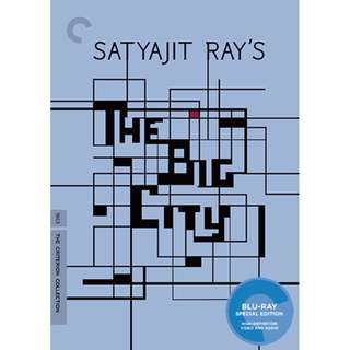 The Big City (Satyajit Ray) Criterion Collection Bluray