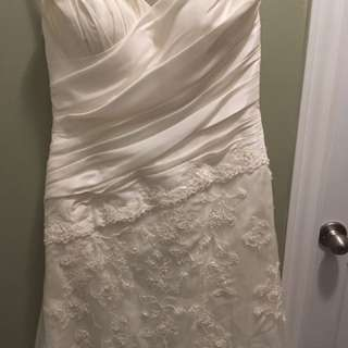 Wedding Dress Excellent Condition