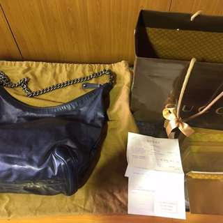 Authentic Gucci Bag With Receipt