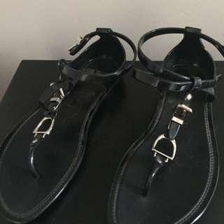Women's t-strap sandals - Ralph Lauren