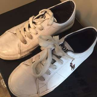 Boy's Polo sneakers - size 1