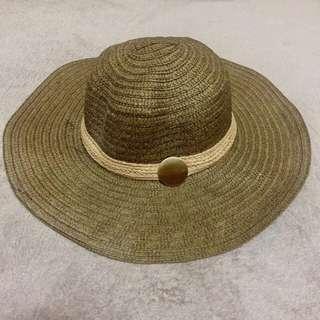 Wide Brimmed Hat