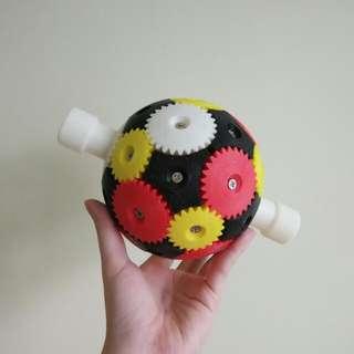 3D Printing Service: Gear Ball