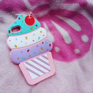 Iphone 5/5c/5s/SE  3D Ice Cream Case